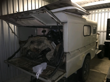 Wanted: Chasing old landcruisers