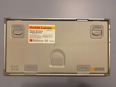 Dental Extraoral Imaging Screen - Kodak 6x12 15x30 - For Sirona Orthophos 3