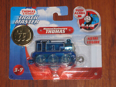 Thomas & Friends Track Master Push Along DIAMOND ANNIVERSARY 75 YEARS edition