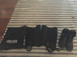 HORSE RIDING CHAPS, BOOTS AND HELMET COVER Rochedale South Brisbane South East Preview