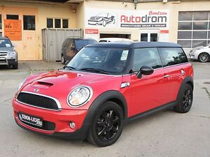 MINI CLUBMAN Cooper S 1.6* Xenon* Panorama* 184PS*