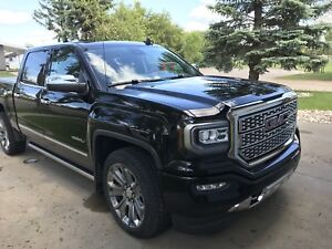 Reduced 2017 GMC Denali With Ultimate Package