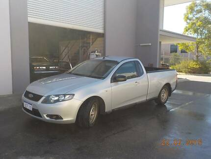 2009 Ford Falcon Ute Port Kennedy Rockingham Area Preview