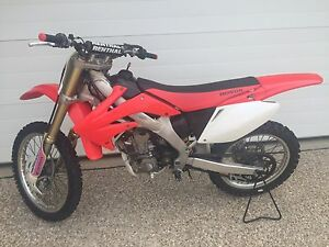 Honda CRF 250R Griffin Pine Rivers Area Preview