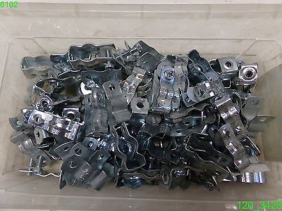 Mixed Lot Of Electrical Clamps Mixed Sizes Lot 5 - New Old Stock