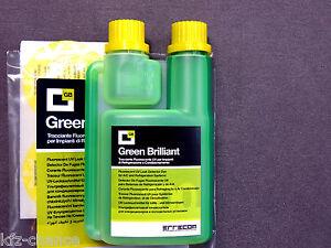 Verde-uv-lecksuchmittel-Deteccion-de-fugas-para-diagnostico