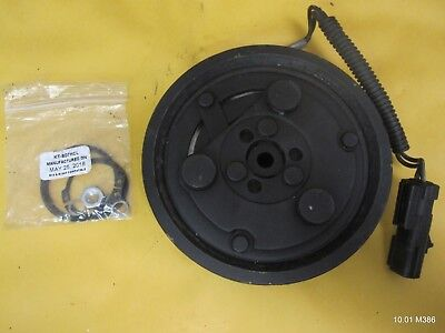 One 1 12v 7 Groove 5-14 Diameter Electric Pulley