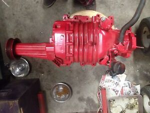 GM supercharger