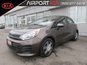 2016 Kia Rio LX+ /Bluetooth/USB/Power Package