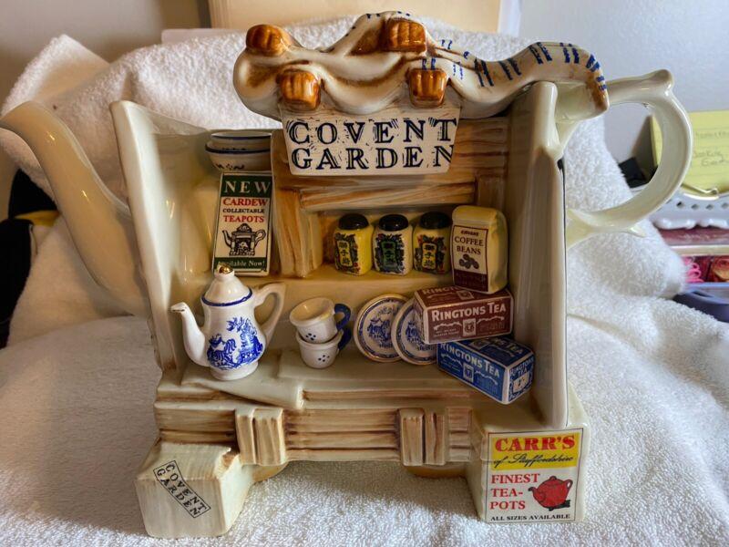 Stunning Signed Cardew Teapot RARE