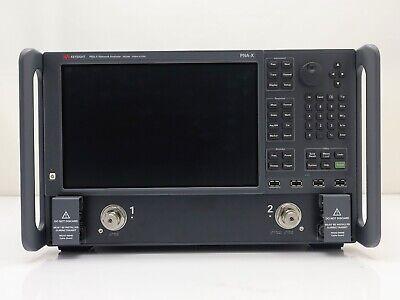 Keysight Used N5249b 10 Mhz To 8.5 Ghz Pna-x Network Analyzer