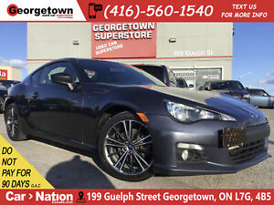 2015 Subaru BRZ Sport-tech | 6 SPEED | PUSH START | CLEAN CARFAX