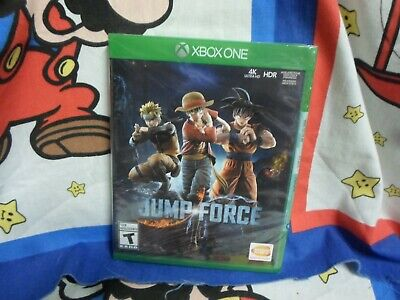 XBOX ONE Jump Force Game BRAND NEW SEALED