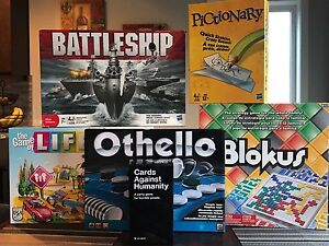 6 Family Board Game