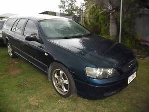 Low Cost 2004 Ford Falcon Wagon -  Price Negotiable Kensington Bundaberg Surrounds Preview