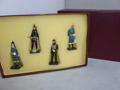 GERRY FORD DESIGN THE BLITZ RESCUE FIGURES