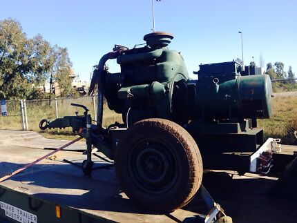 25kva generator on trailer diesel  Newcastle 2300 Newcastle Area Preview