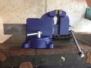 Swivel base vise 4""