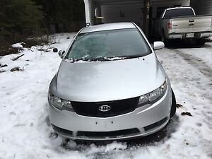 2010 Kia Forte PRE-SAFETY DONE only needs rear brakes