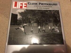 Life classic photographs, vintage photography book