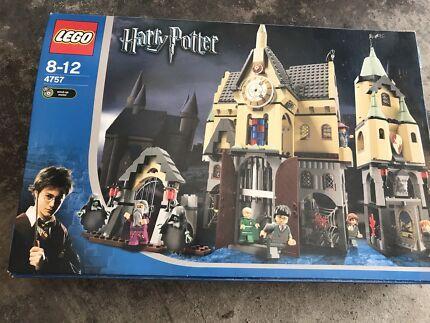 New Lego Harry Potter 71043 Hogwarts Castle Brand New In Box