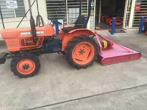 KUBOTA L1801 WITH 4FT SLASHER Hexham Newcastle Area Preview