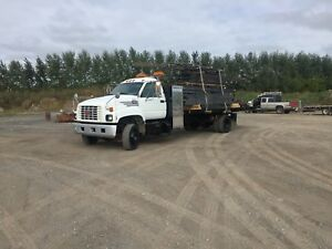 Towing GMC 6500