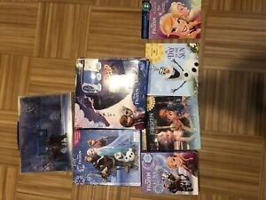 Frozen- Games and Books