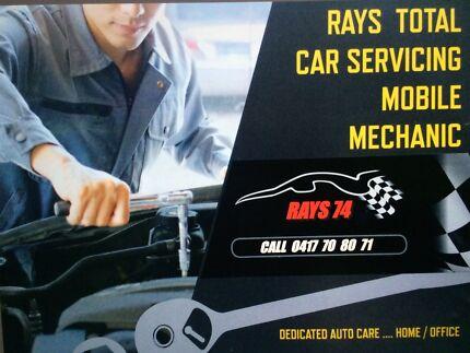 A1 mobile mechanic Brisbane Region ,QLD Automotive Car service