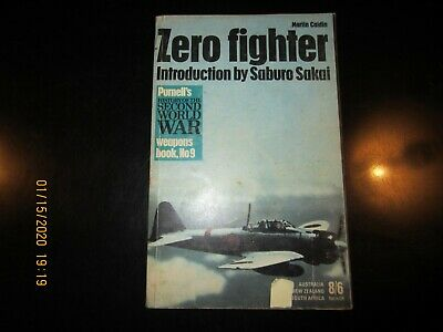ZERO FIGHTER, Ballentine War Book Series, THE BEST JAPANESE WW2 FIGHTER (Best World War 2 Fighter Plane)