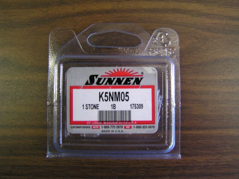 SUNNEN K5-NM05 HONING STONE 600 GRIT CBN / BORAZON METAL BOND UNOPENED
