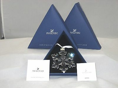 Swarovski 2016 Annual Edition Christmas Ornament LARGE  5180210  NEW IN BOX