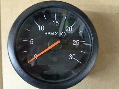 Tachometer Gauge - Shallow  New Ccc Crane Carrier Truck Parts - Free Shipping