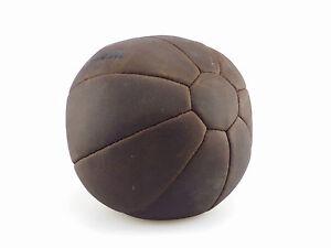 Profi Echtleder Medizinball Medizin Ball 5 kg -NEU-