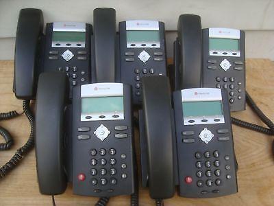 Bulk Polycom SoundPoint IP 335 SIP PoE Phone