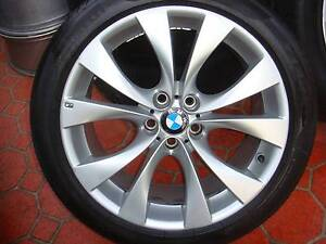 """Set Of 20"""" Genuine BMW X5 M Sport E70 Rims 5 Stud x 120 PCD ! Green Valley Liverpool Area Preview"""