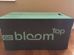 Surmatelas Bloom pour lit simple