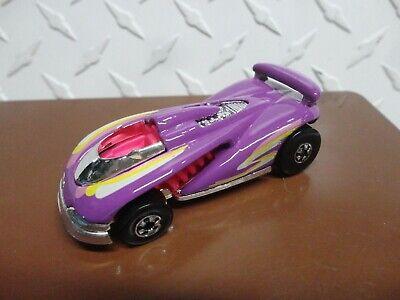 Loose Hot Wheels Purple Speed Shark w/Blackwall Wheels