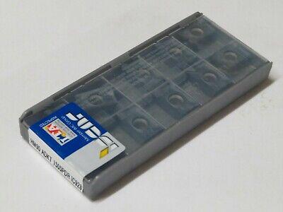 10 Pcs Iscar Adkt 1505 Pdr Adkt1505pdr-76 Grade Ic928 Carbide Milling Inserts