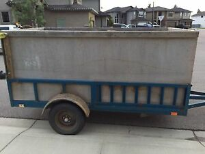 AMAZING UTILITY TRAILER FOR SALE