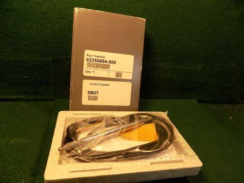 (1) SCHAEVITZ 02350694-000 LVDT +/- .020 TRAVEL 8MM HOUSING NEW