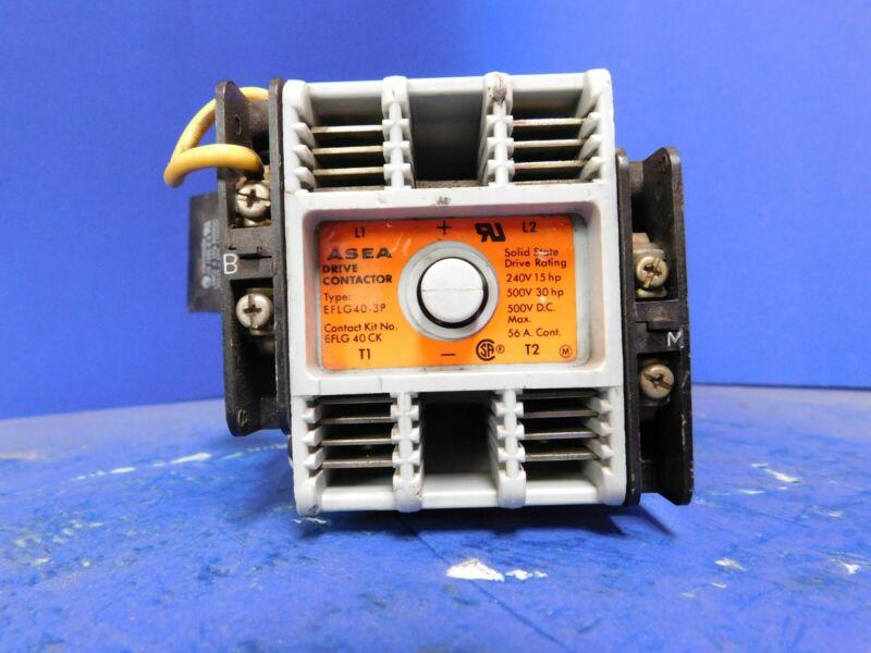 Asea EFLG 40-3P Contactor