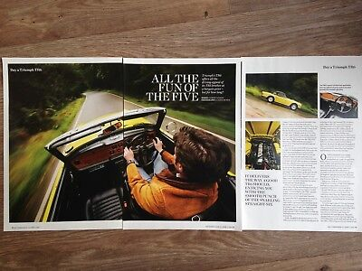 TRIUMPH TR6 1969-75 - Classic Buying Guide Article - Classic Cars Magazine