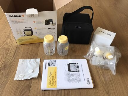 Medela double electric breast pump NEED A 220V ADAPTER