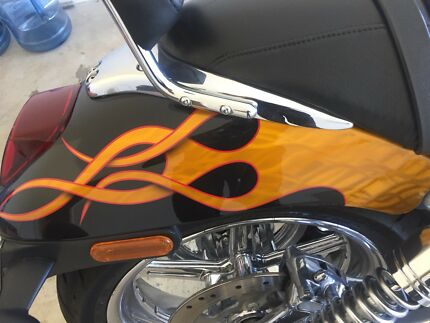2003 V ROD CUSTOM   PRICE DROPPED FOR URGENT SALE
