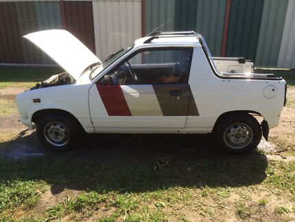 1985 Suzuki Mighty Boy Ute Newcastle 2300 Newcastle Area Preview