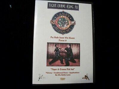 Hung Gar Tiger & Crane Master Eddie Lane DVD