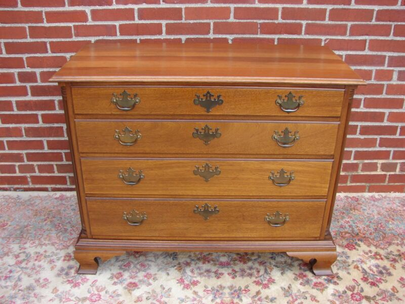 CENTURY HENRY FORD MUSEUM COLLECTION MAHOGANY CHEST