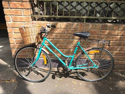 Adult City Bicycle -all included