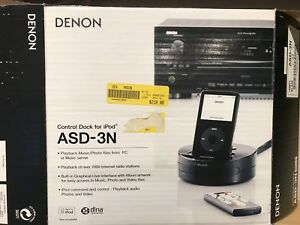 iPod Player Denon Control Dock